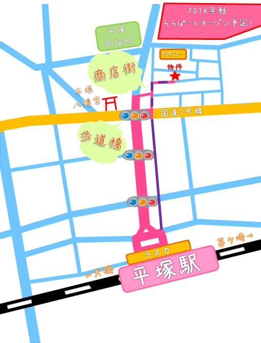 宮松町地図
